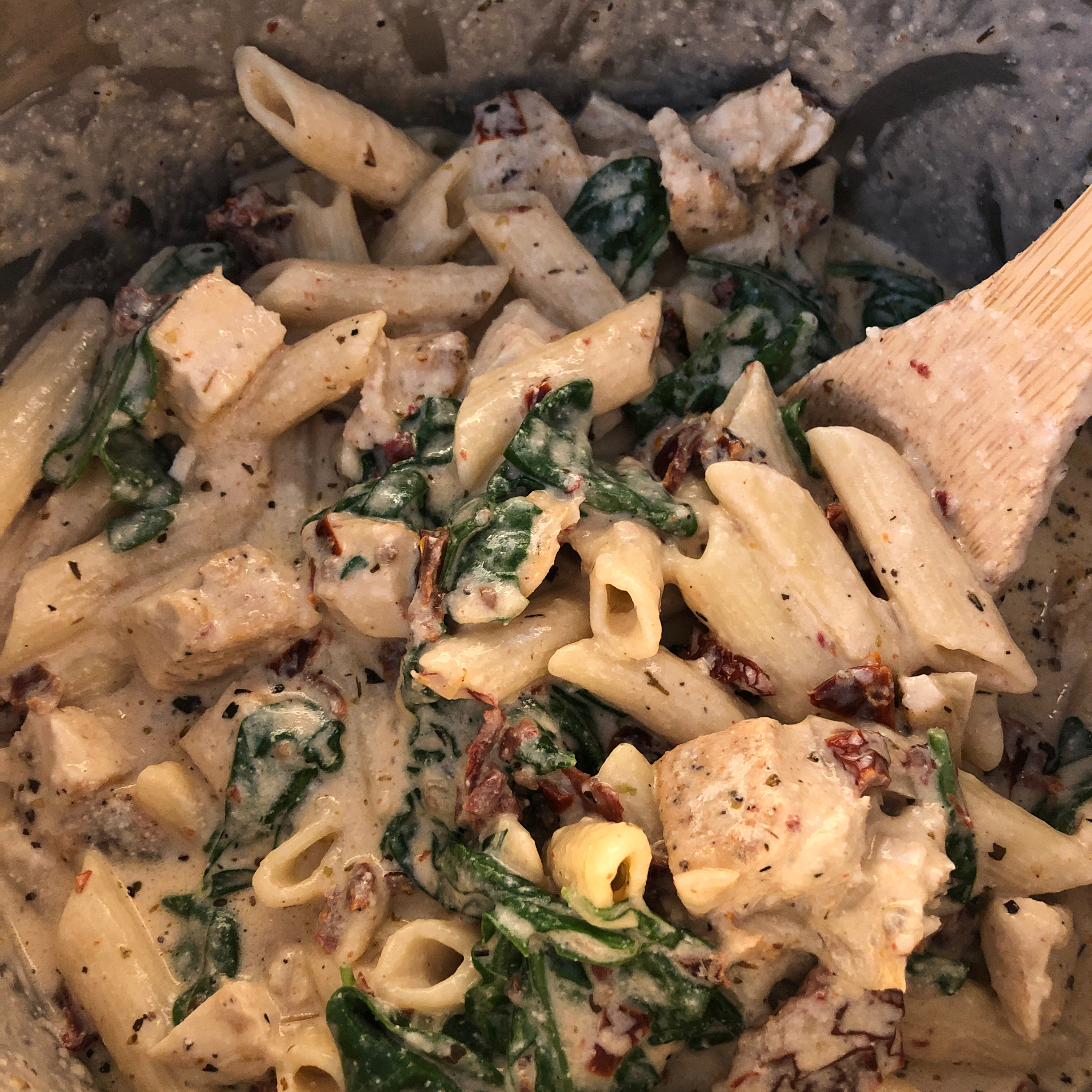 Instant Pot® Tuscan Chicken Supernay