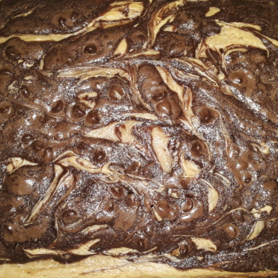 Peanut Butter Brownies II DemonWolf_Slay