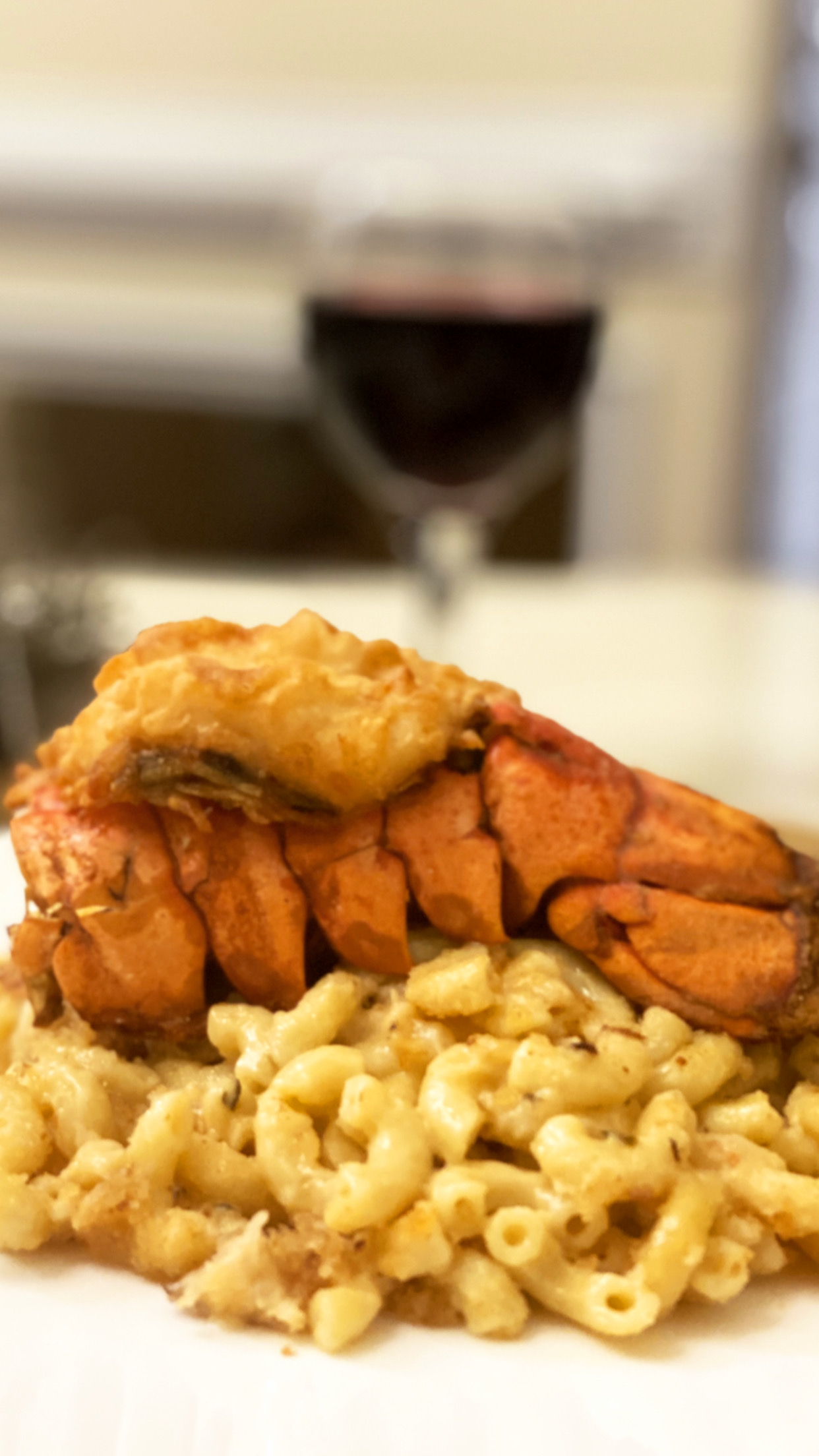 Chef John's Lobster Mac and Cheese