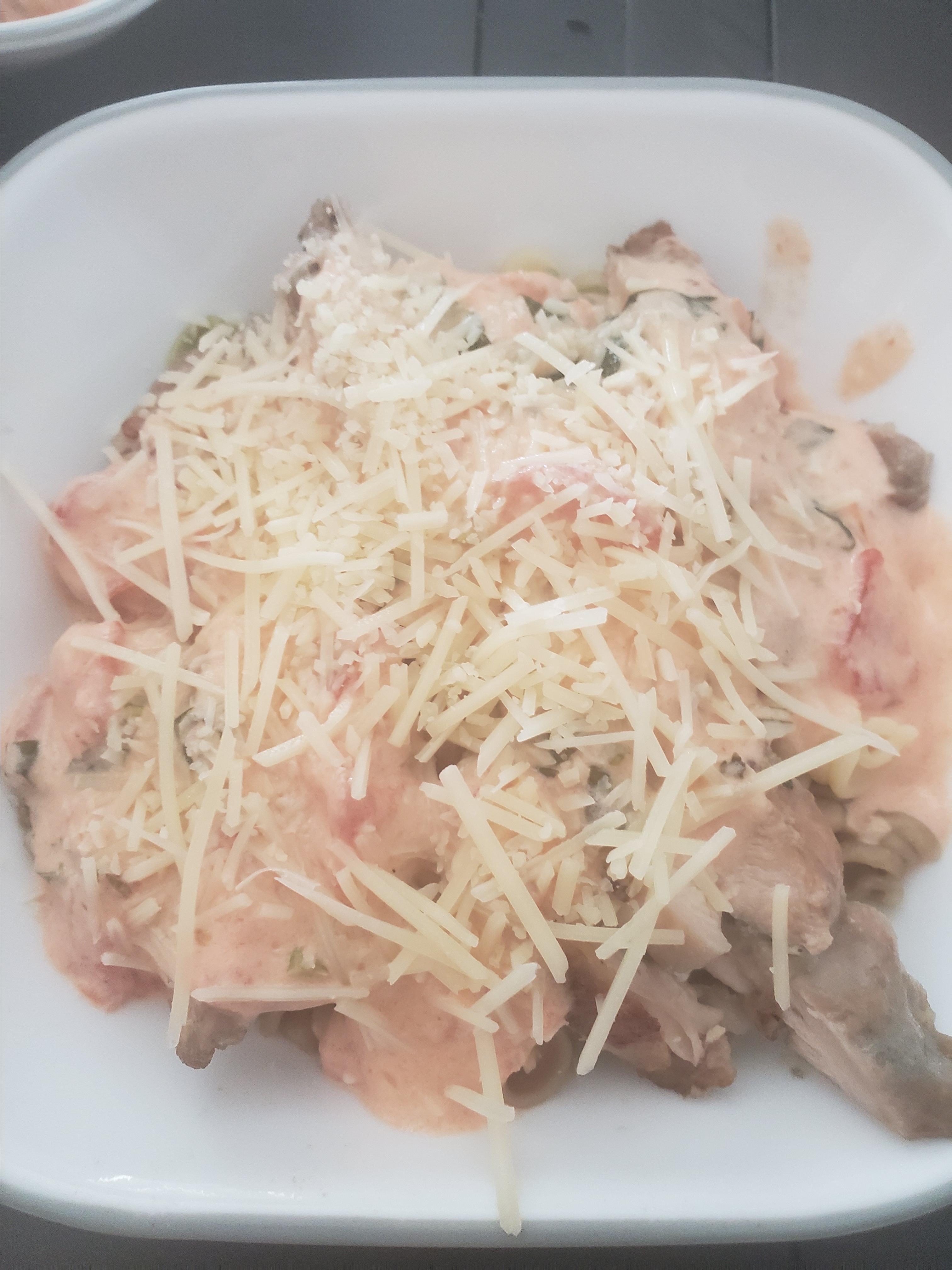 Quick Tomato Basil Cream Sauce Awaltz