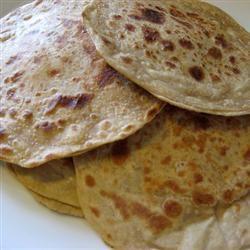 Potato Chapati Bread neetug129
