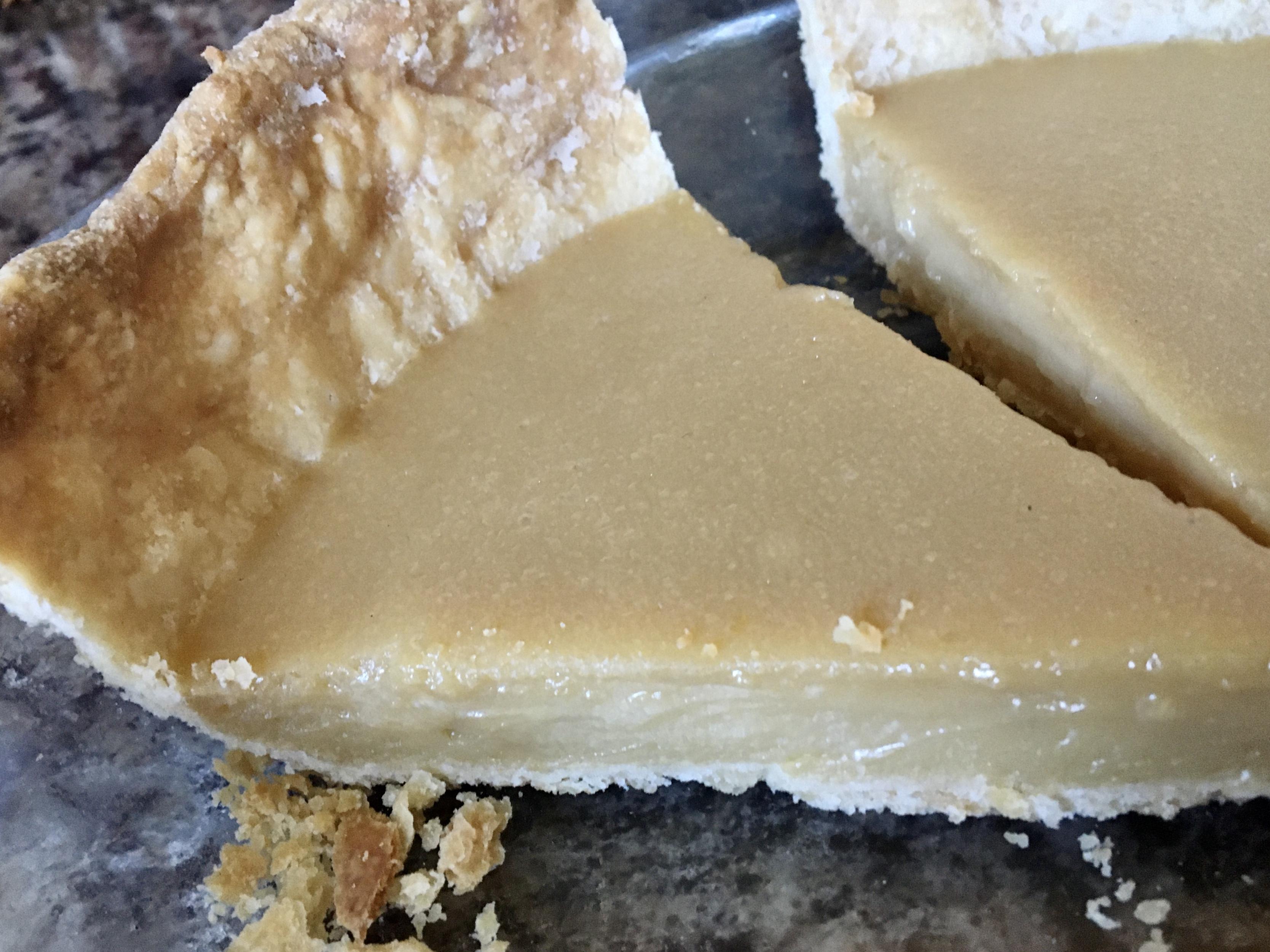 Grandma's Butterscotch Pie