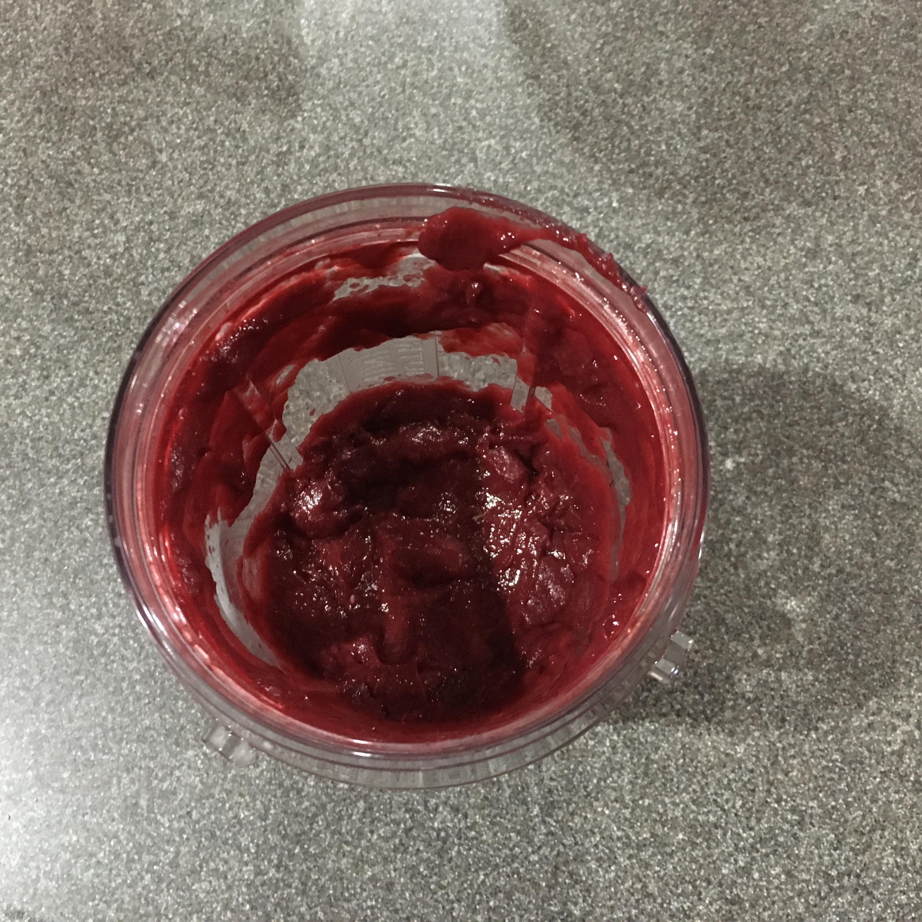 Low Carb Blackberry BBQ Sauce larryl22