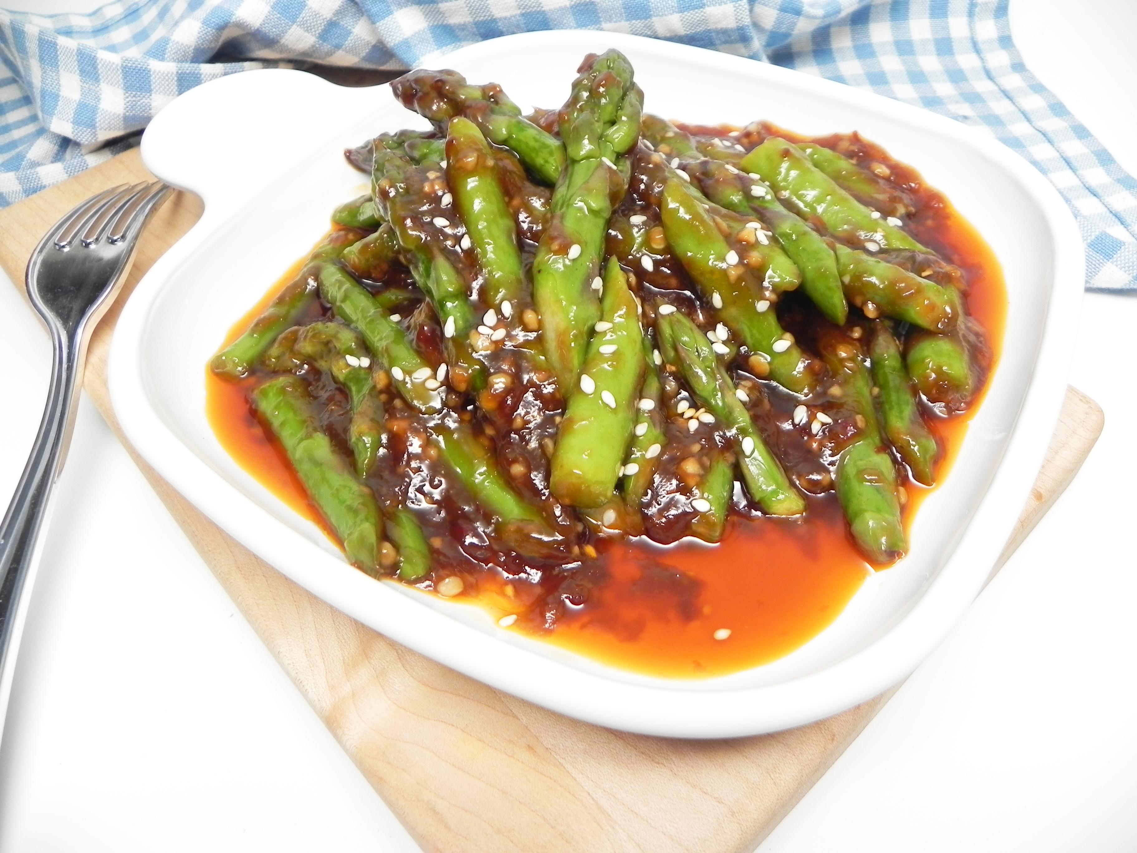 Sichuan Asparagus