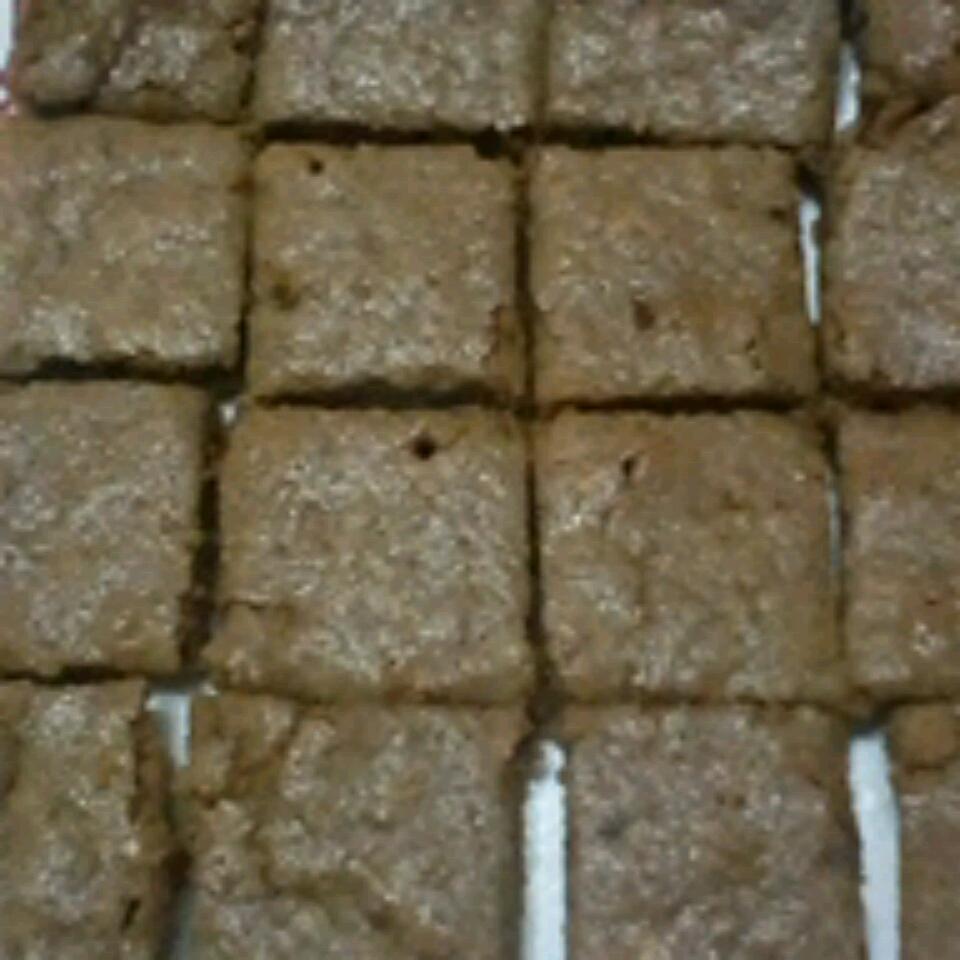 Butterscotch Brownies I