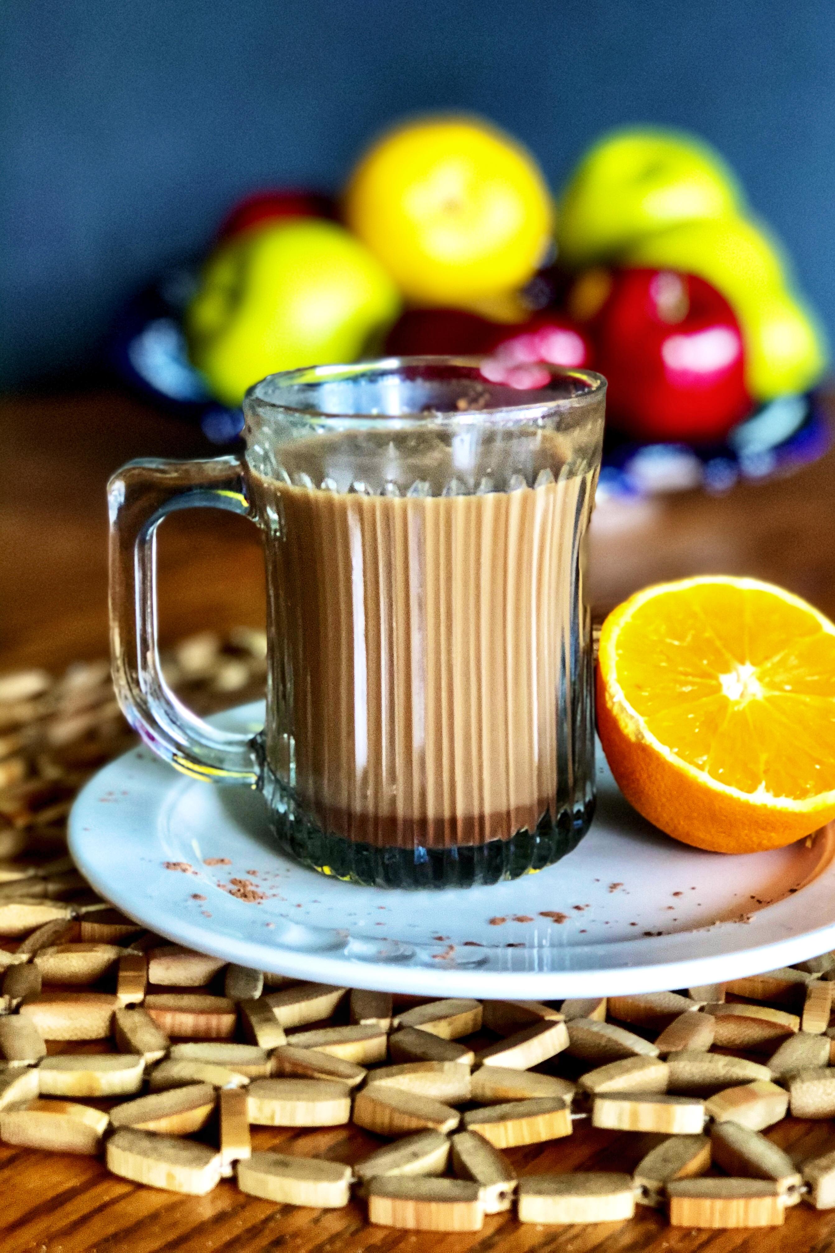 Orange Mocha