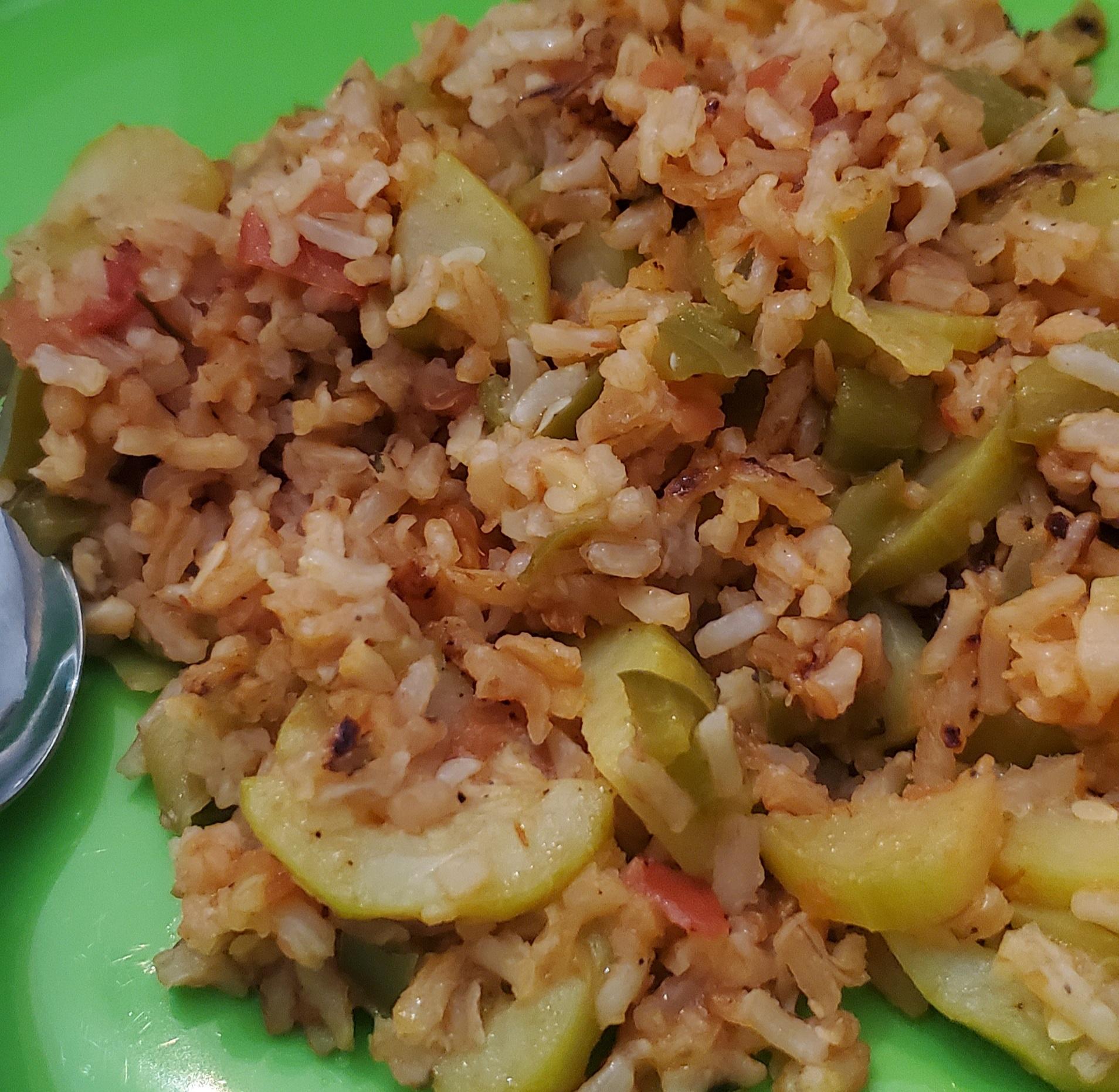 Zucchini-Tomato Saute