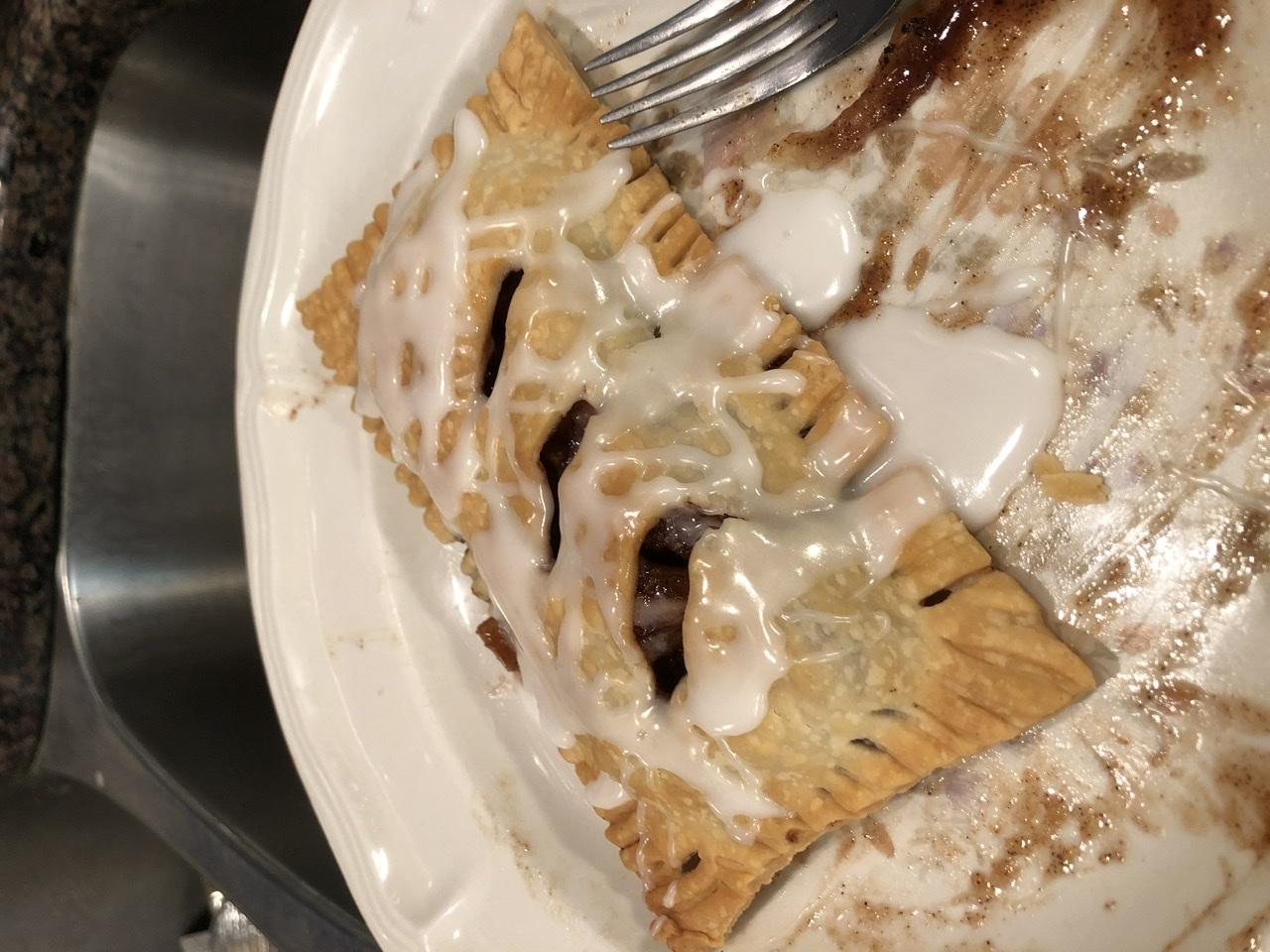 air fryer apple pies recipe