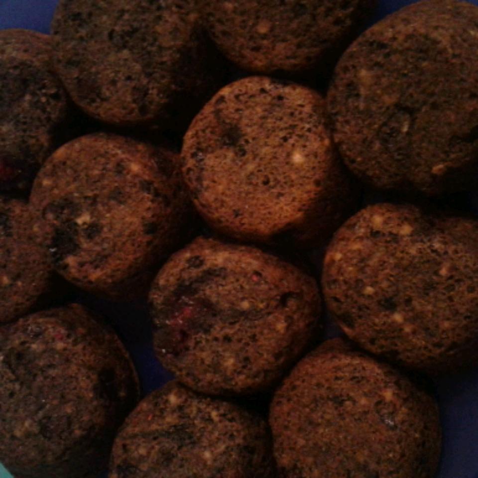 Raspberry Orange Muffins (Gluten Free, Dairy Free, Vegan)