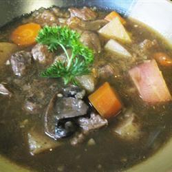 Kyle's Favorite Beef Stew mommyluvs2cook