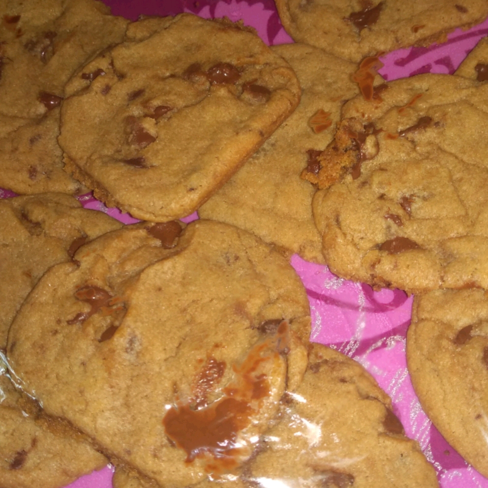 Felix K.'s 'Don't even try to say these aren't the best you've ever eaten, because they are' Chocolate Chip Cookies Tammy Louk