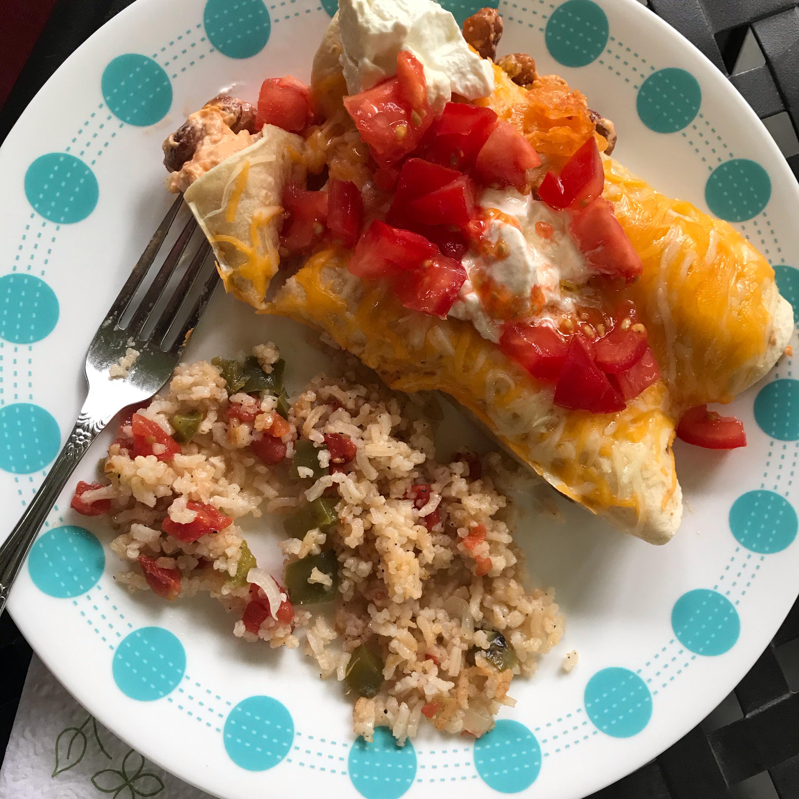 Spanish Rice Shannon Adler