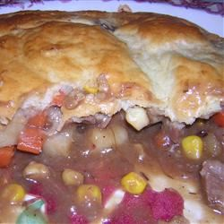Beef Pot Pie II heidird