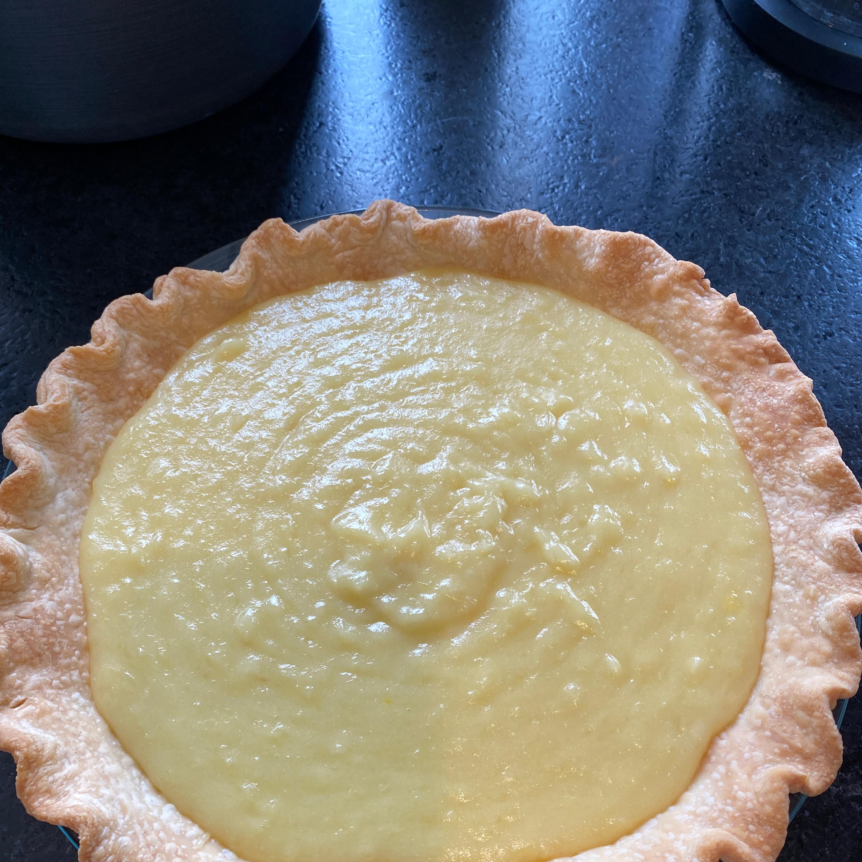 Grandma T's Pineapple Cream Pie Missy Hoehn