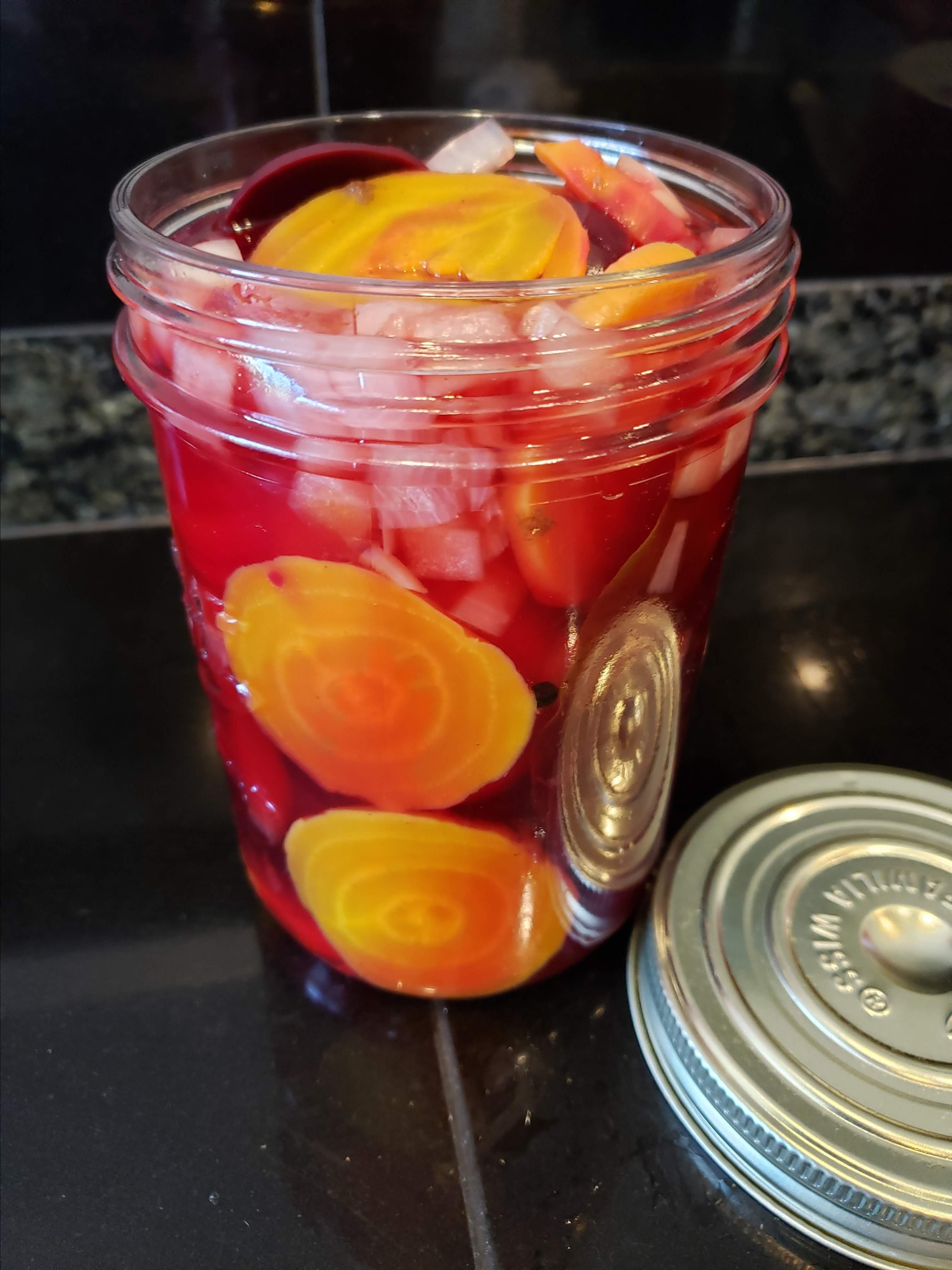 Spiced Pickled Beets Bea Gassman