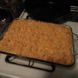 Mom's Baked Macaroni and Cheese Richard Willey