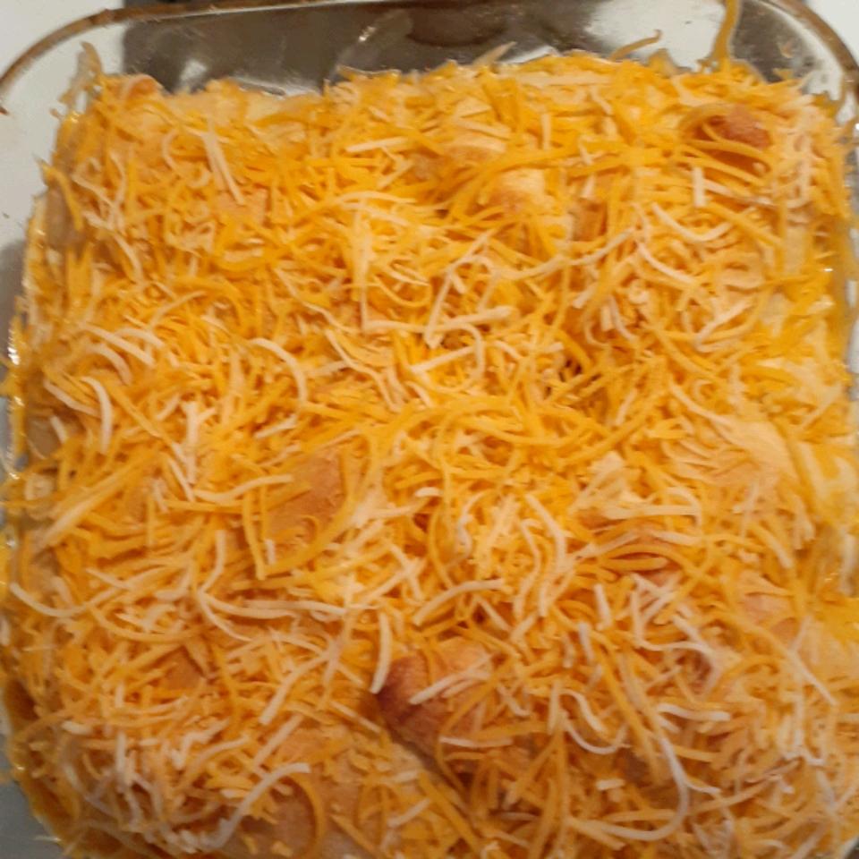 Easy Taco Bake Ashley Marie Allgeier