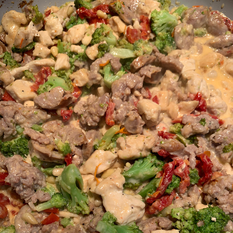 Sausage-Broccoli Pasta