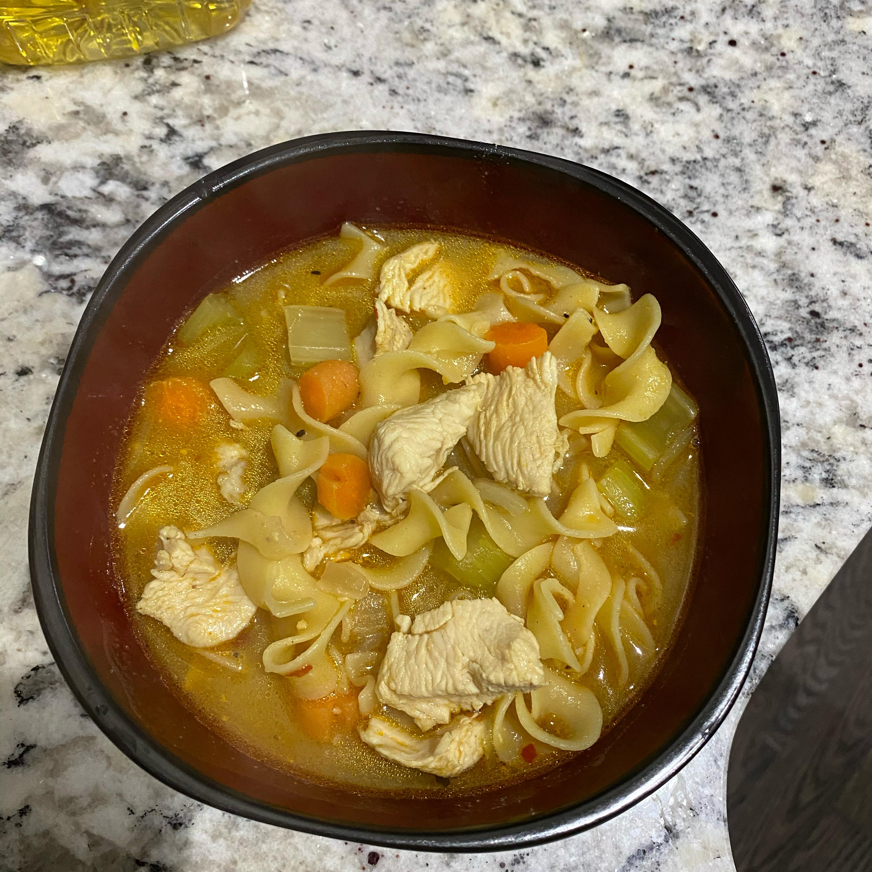 NO YOLKS® Chicken Noodle Soup