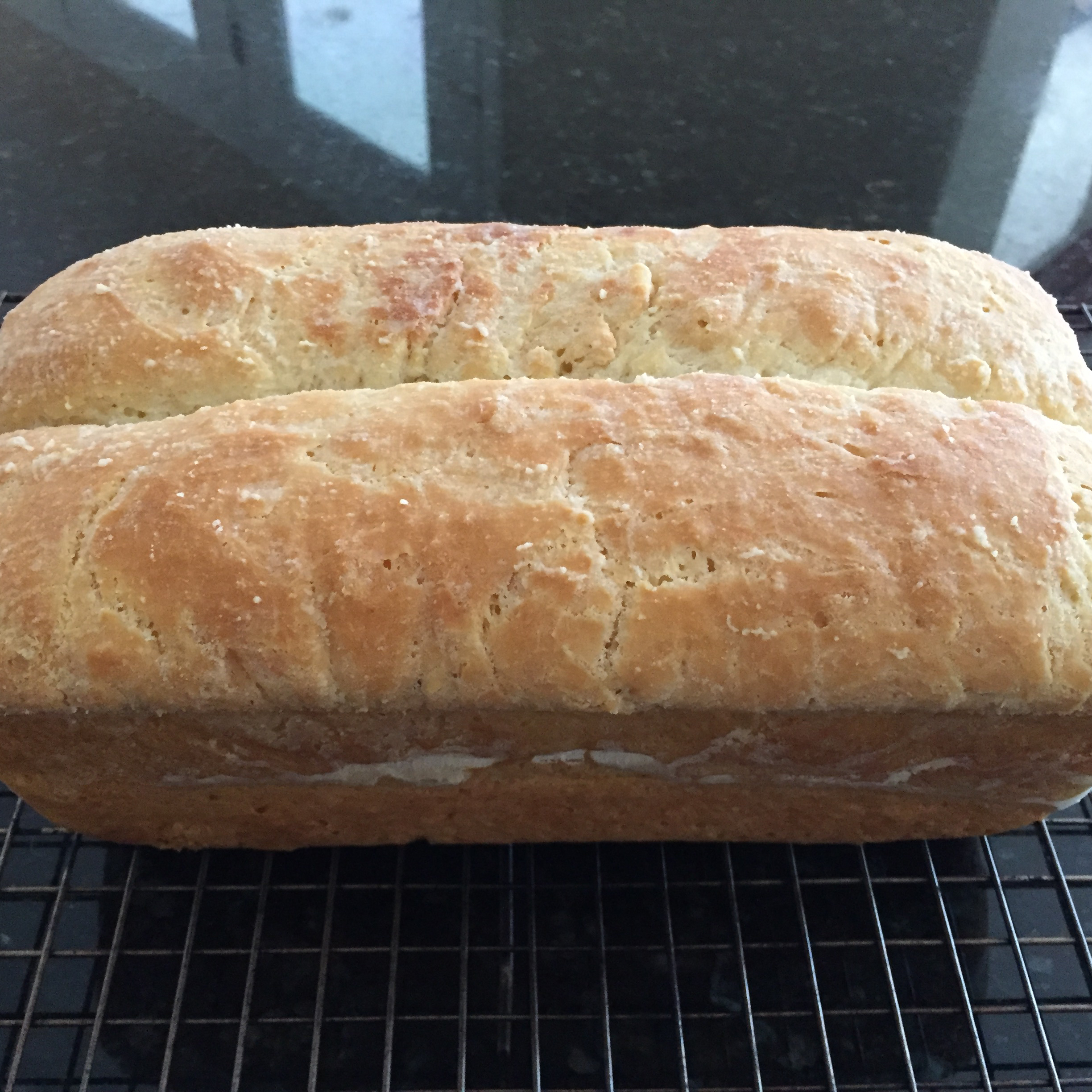 Chef John's White Bread