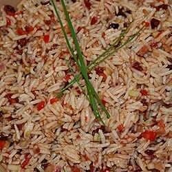 amazing brown rice salad recipe