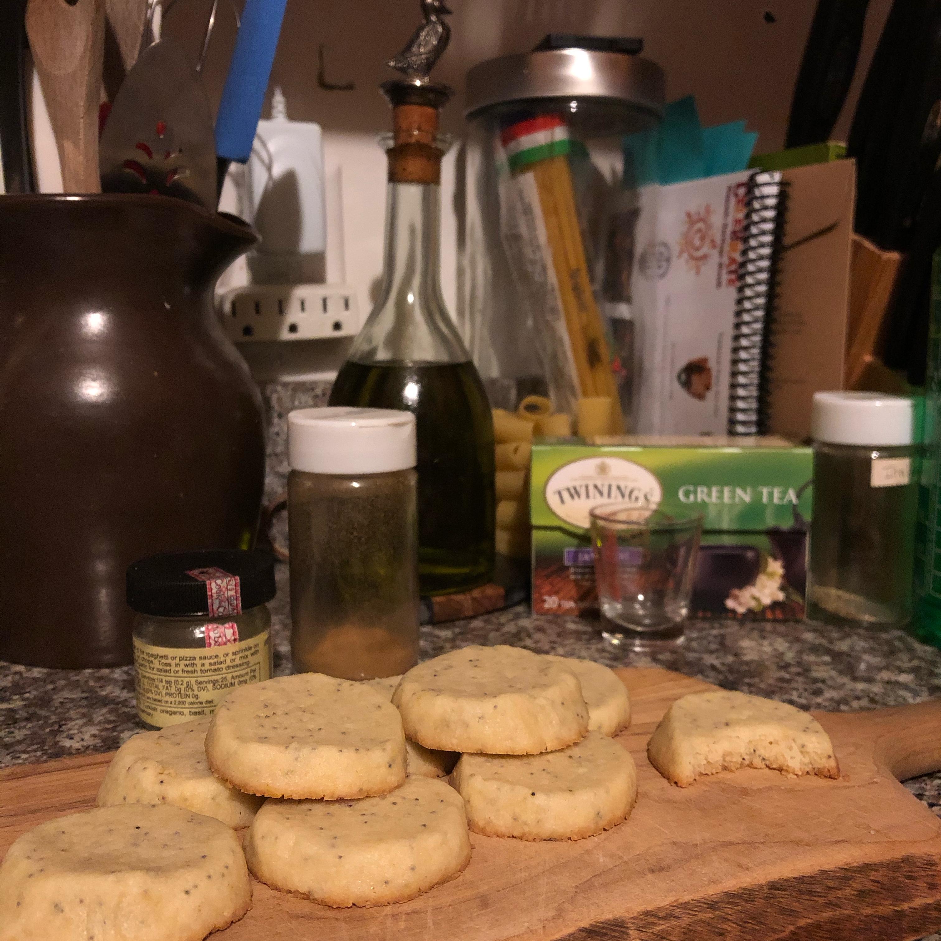 Poppy Seed Cookies II