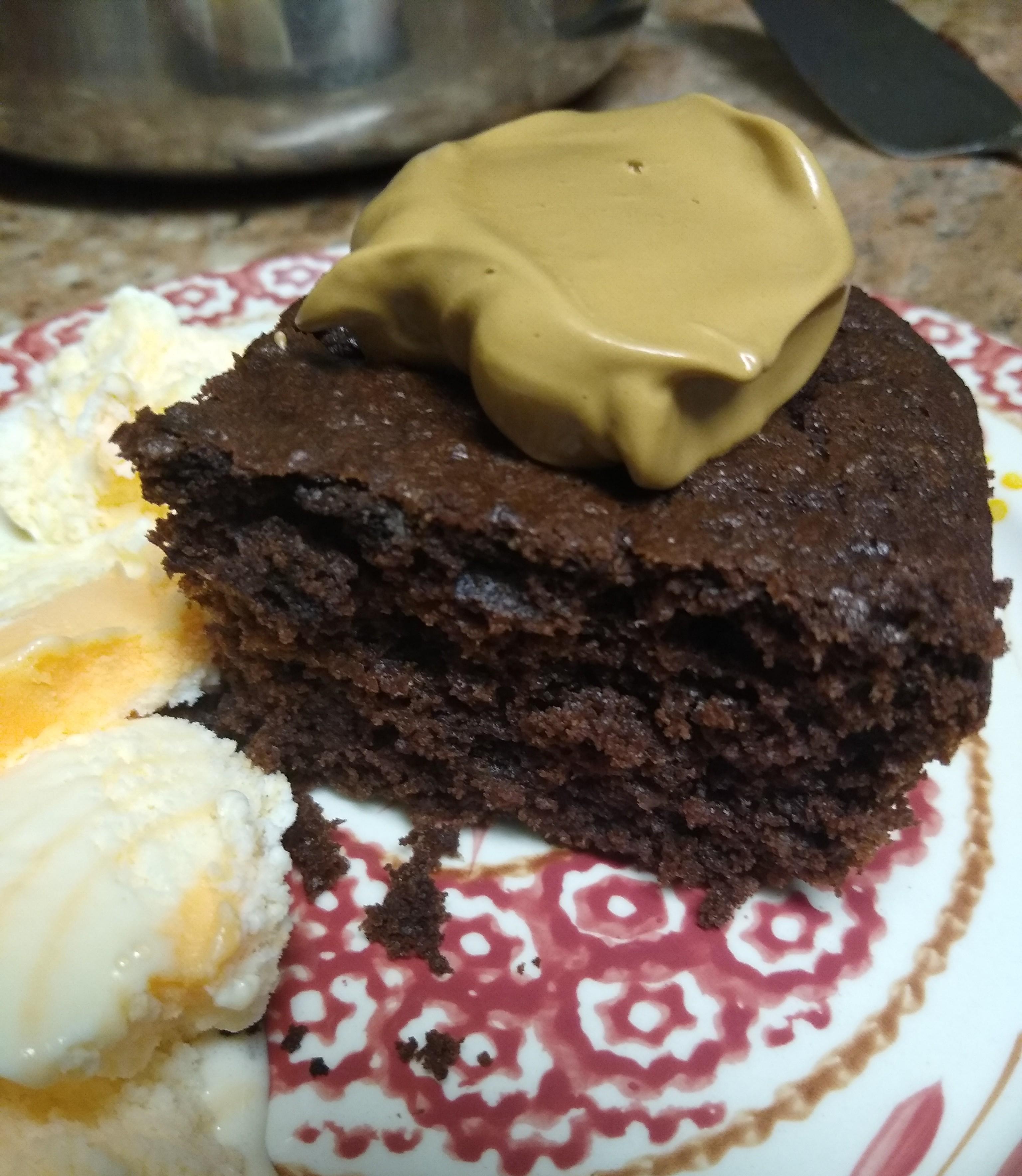 Chocolate Sauerkraut Cake II Kelli M
