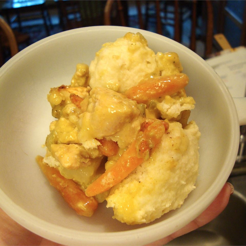Campbell's® Slow-Cooker Chicken and Dumplings Paula