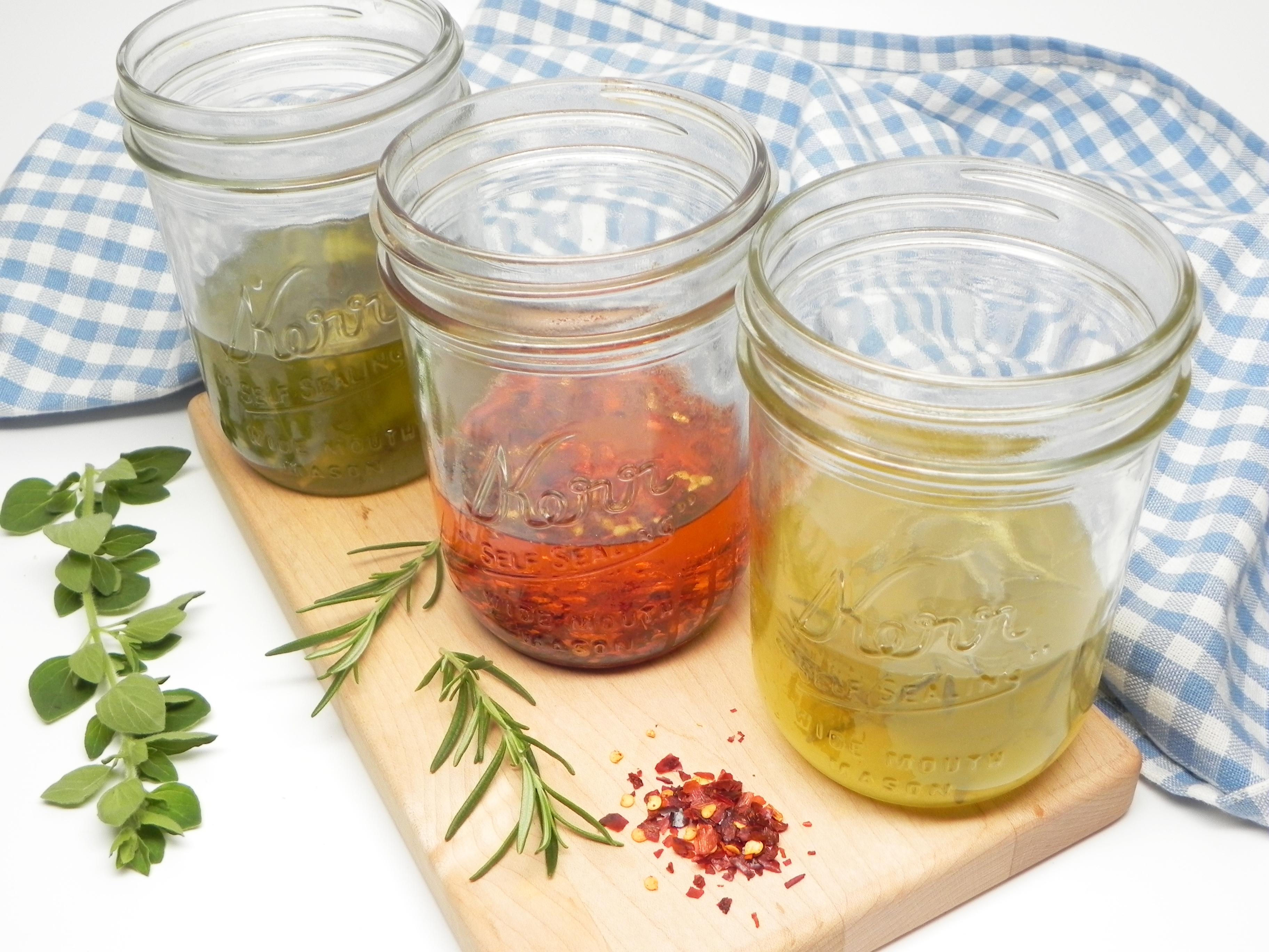 Instant Pot® Infused Olive Oil