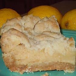 lemon cream cookie bars recipe