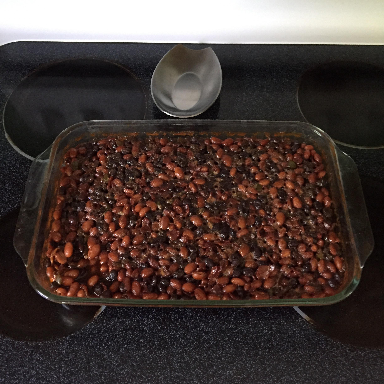 Texas-Style Baked Beans