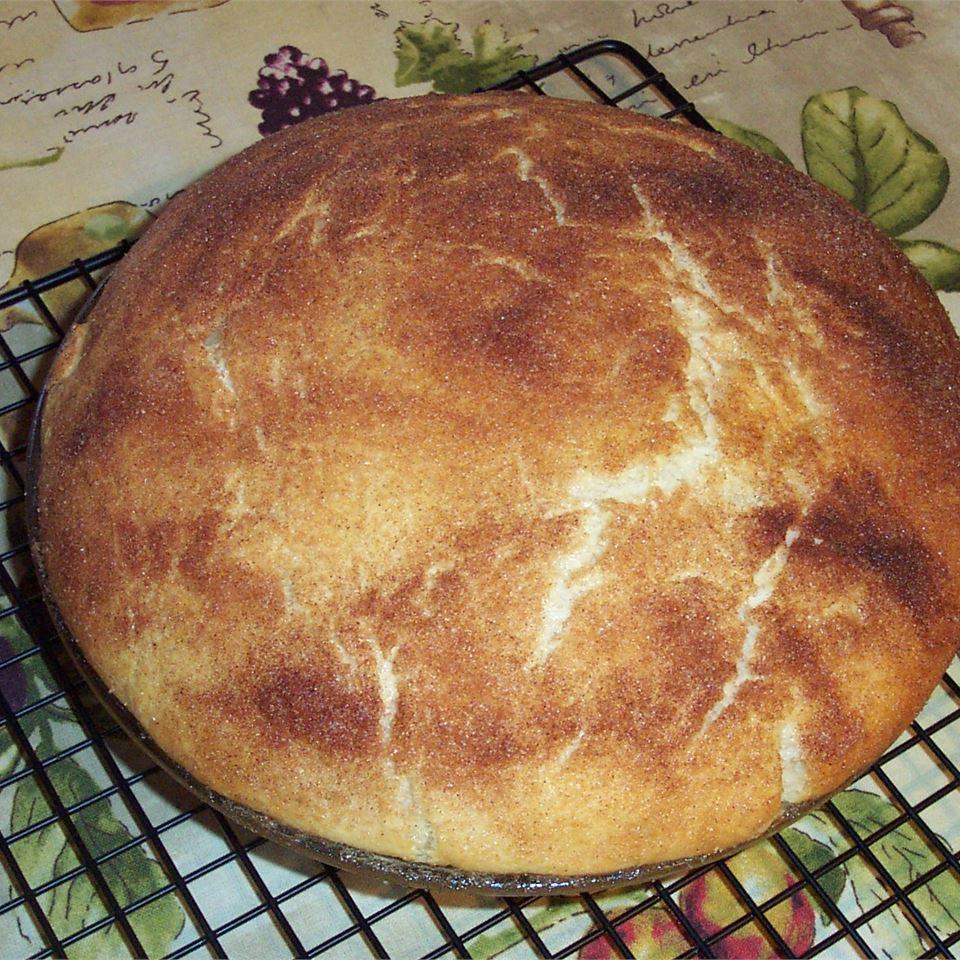 Potato Coffee Cake