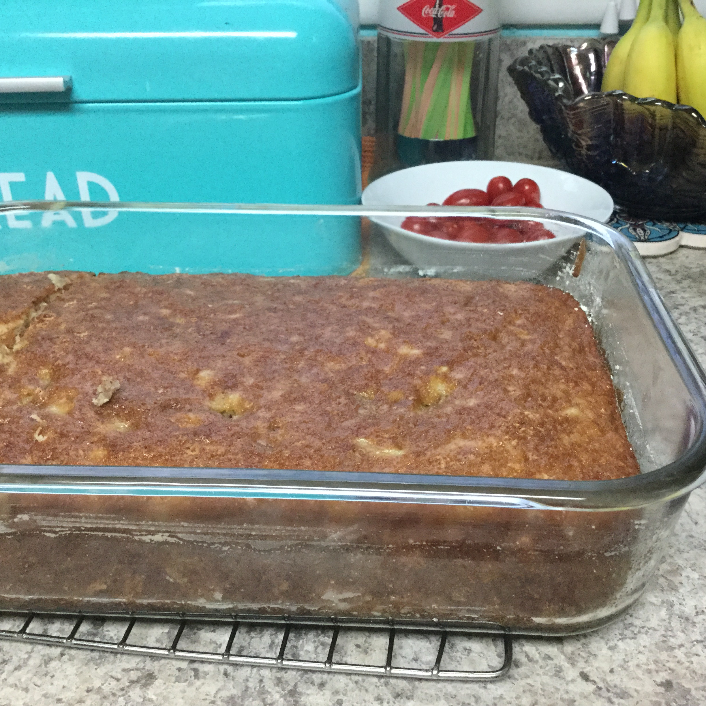 Pineapple Pecan Cake BARPRI