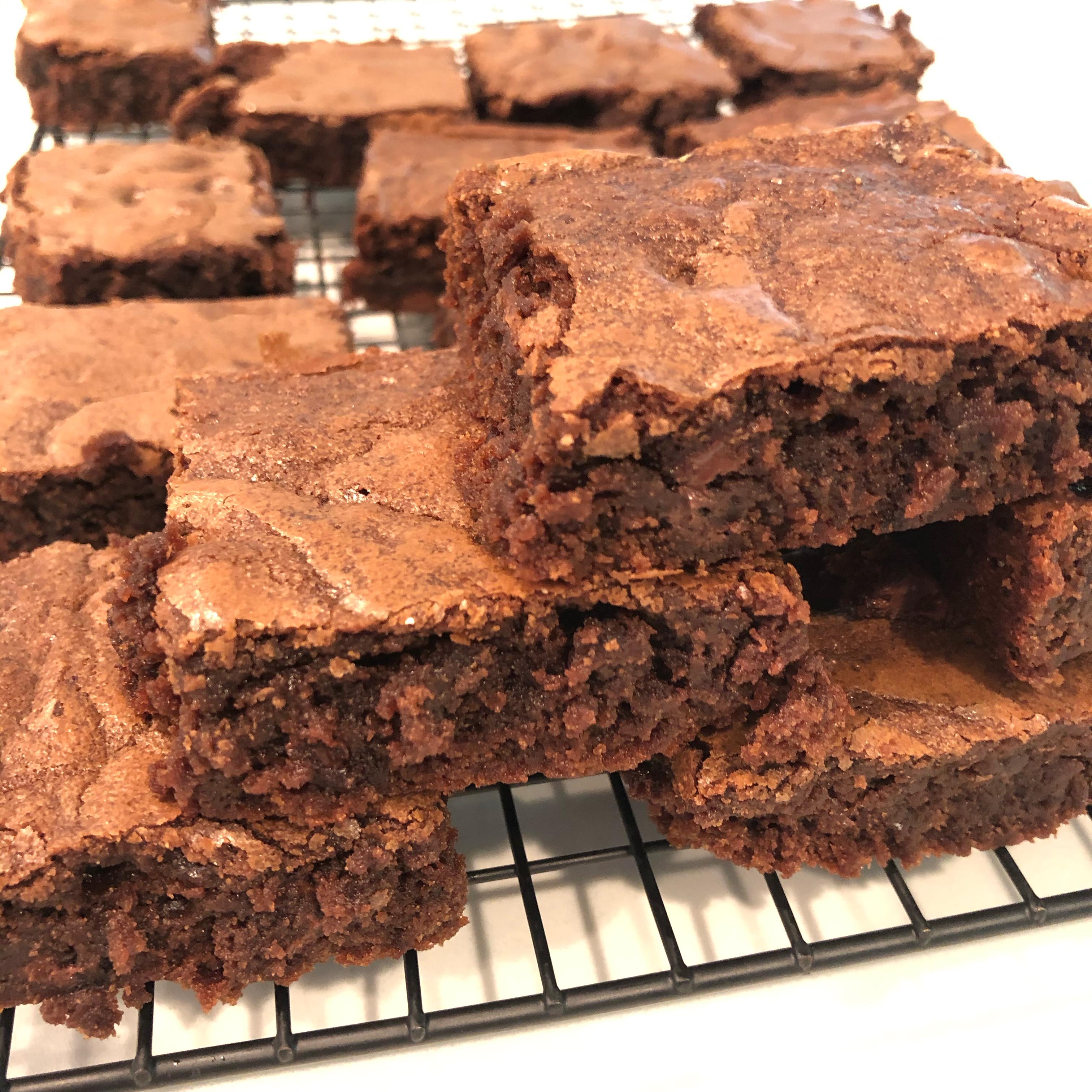 Brooke's Best Bombshell Brownies