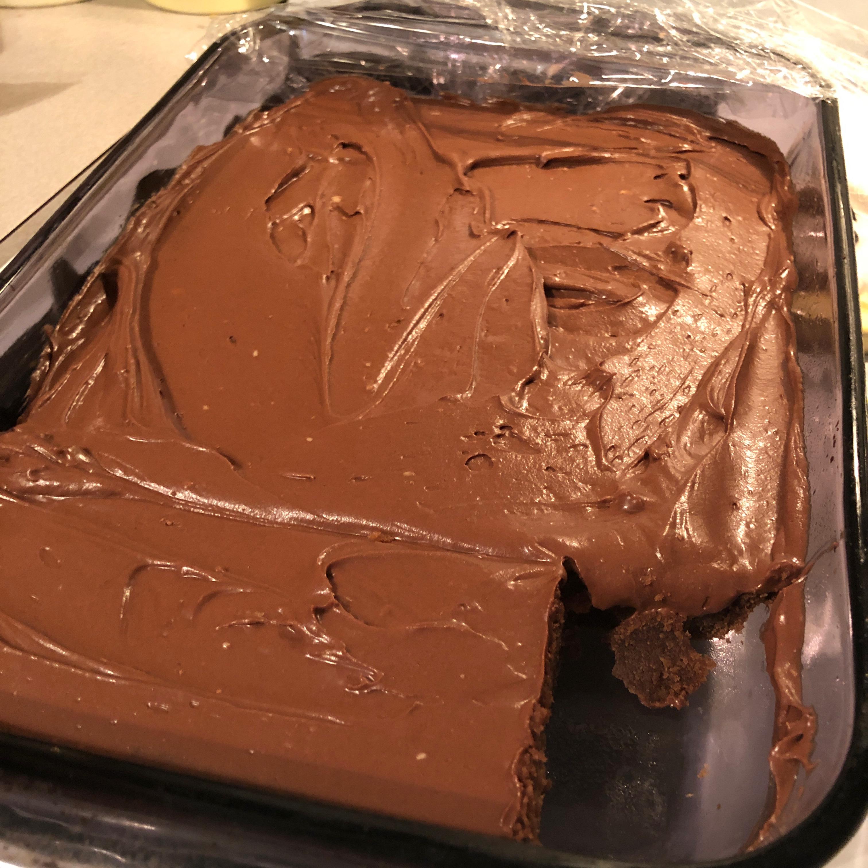 Yost Chocolate Cake Marilee Seidler