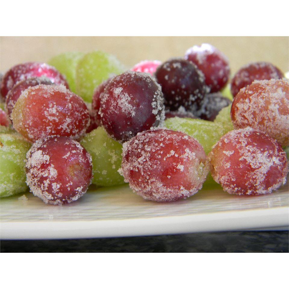 Spa ctacular Frozen Grapes Baking Nana
