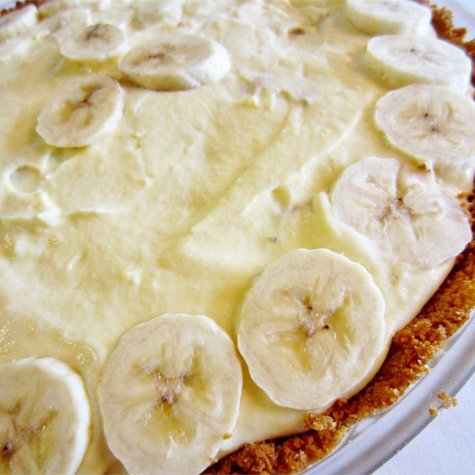 Banana Cream Pie IV Filomena