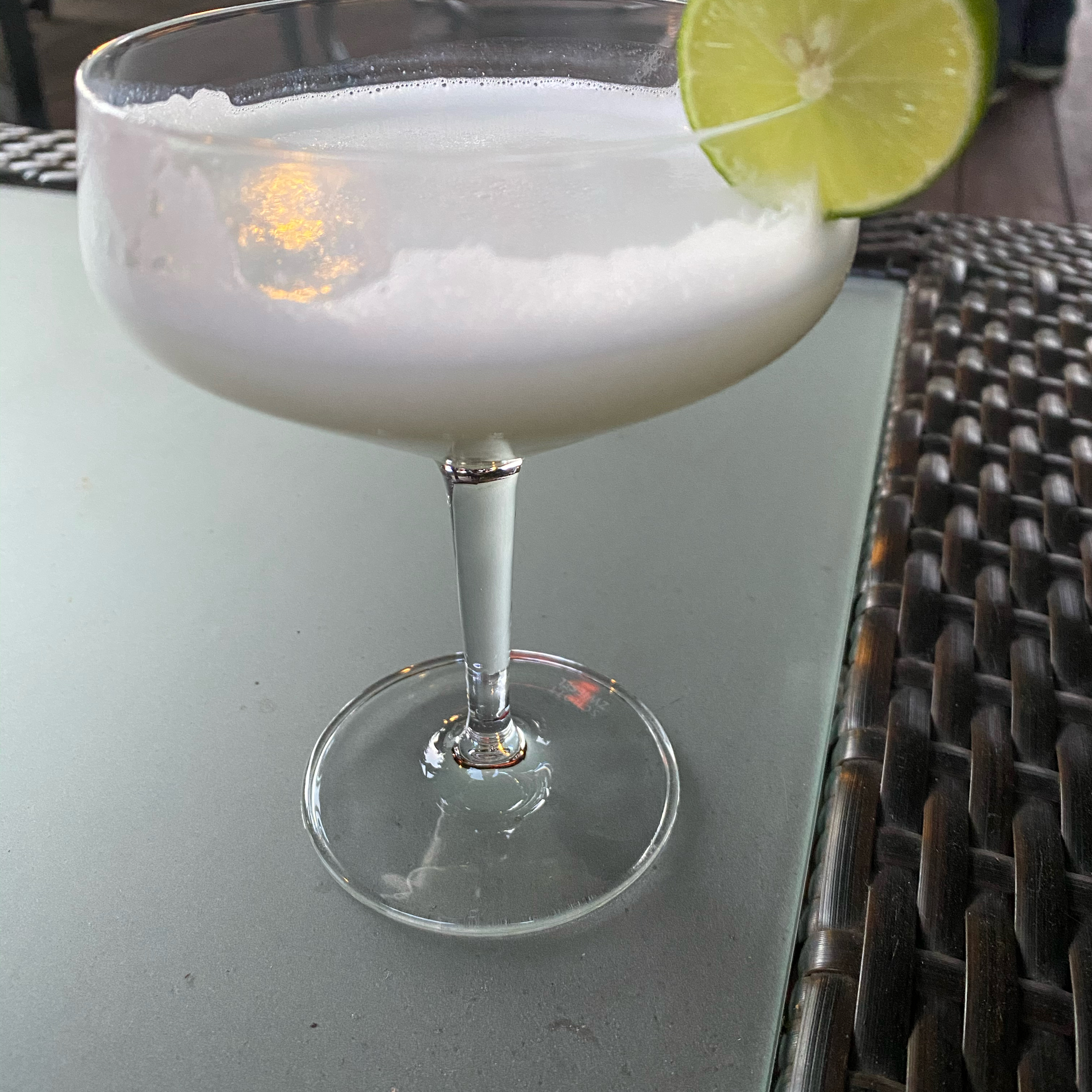 Key Lime Martini corriek77