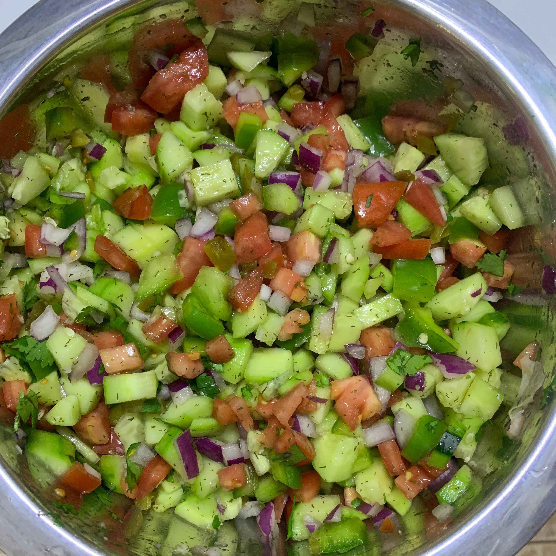 Cool Cucumber Salsa Tara H