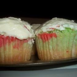Tie-Dye Fruity Cupcakes Kayla Cheyanne Jackson