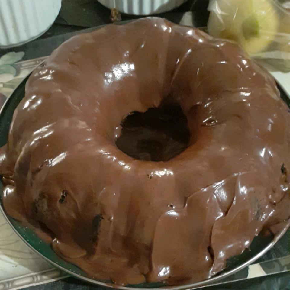 Mocha Bundt Cake Shannon Burrell