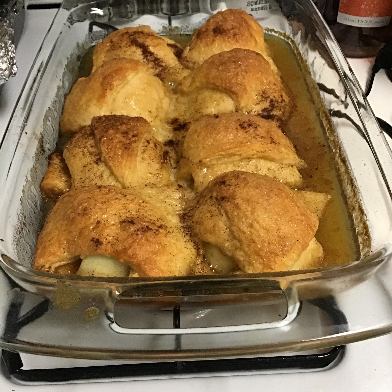 Grandma's Apple Dumplings
