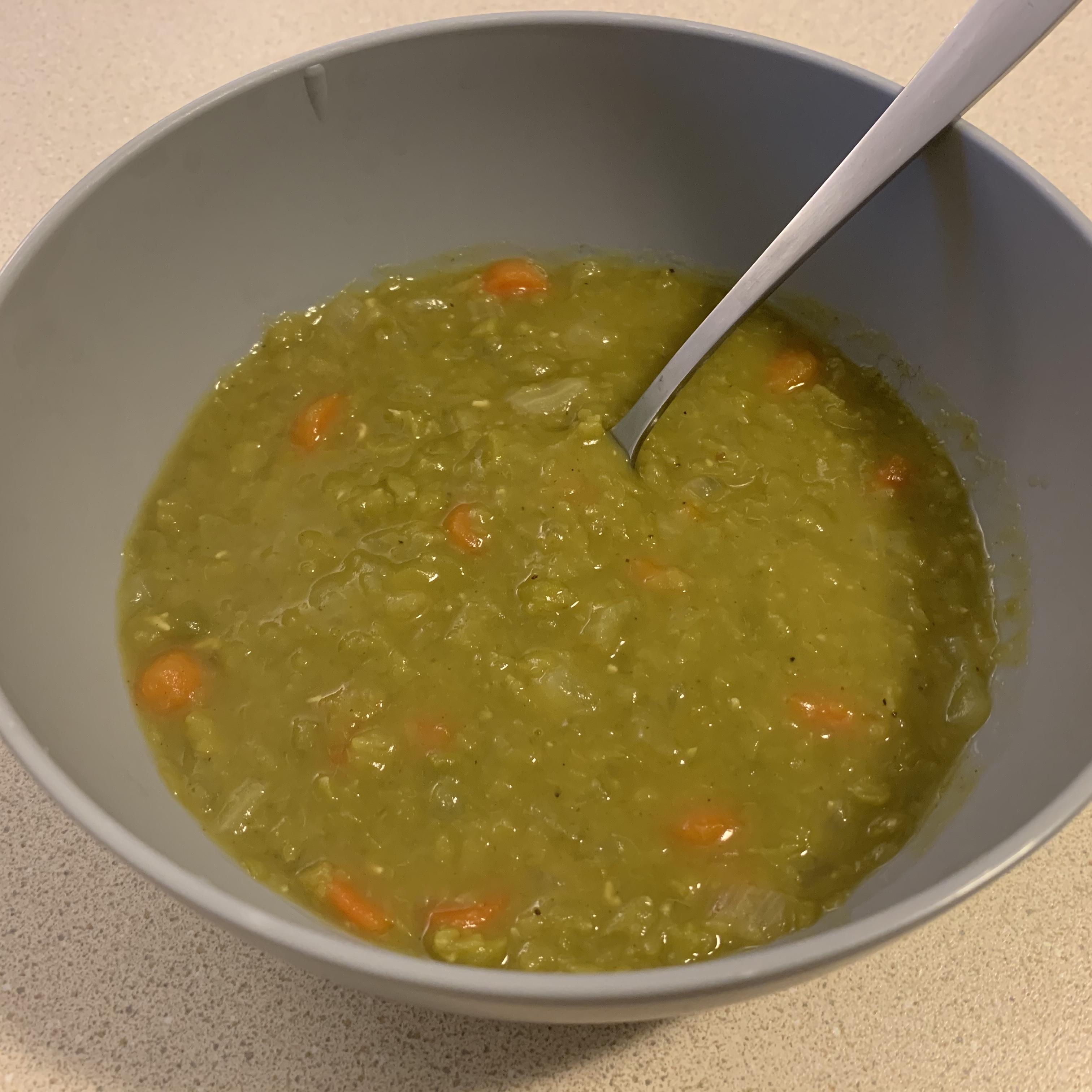 Vegan Split Pea Soup II
