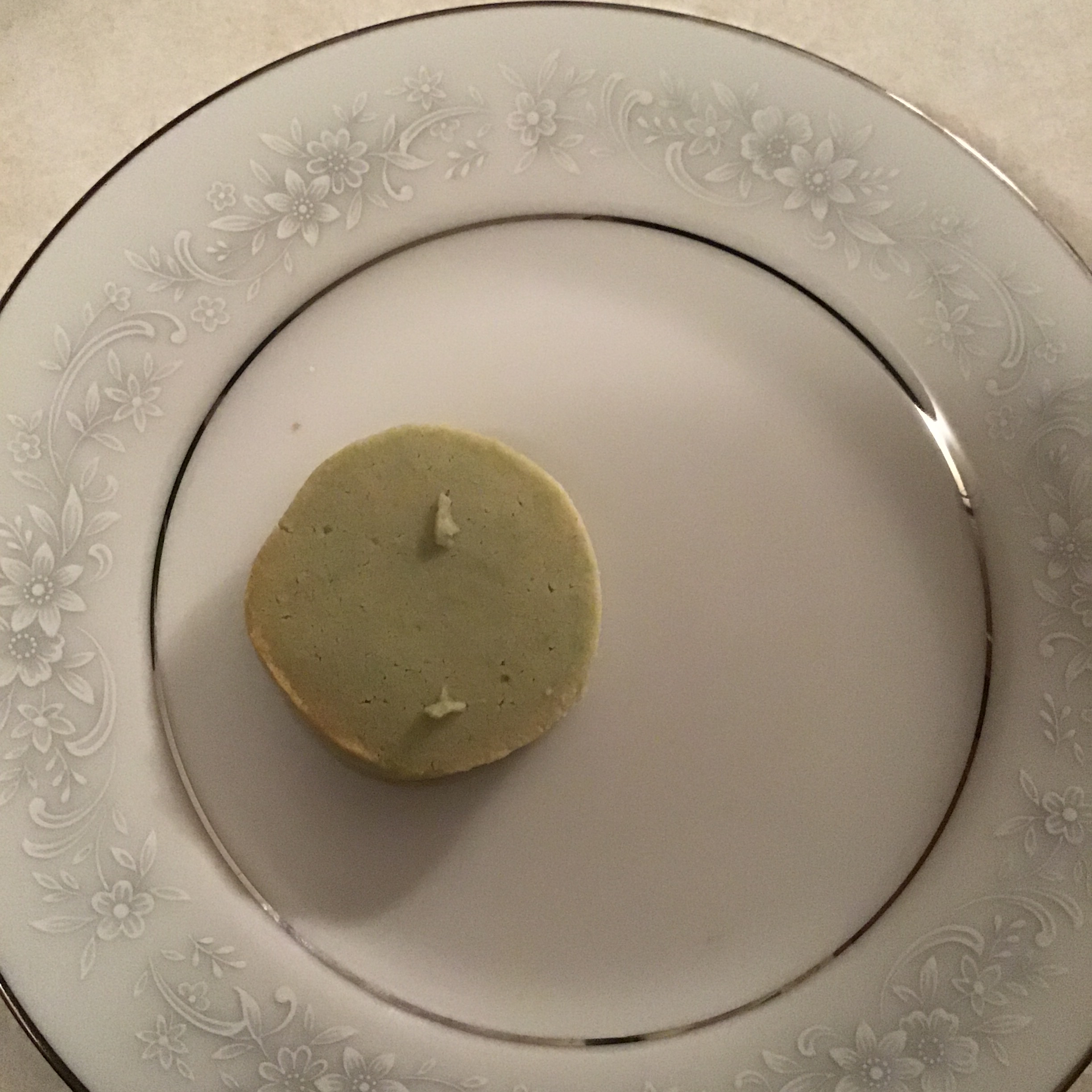 Green Tea Mint Cookies Ernie