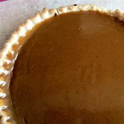 Old Fashioned Caramel Pie magicallydelicious