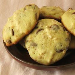 Sour Cream Chocolate Chip Cookies Linda