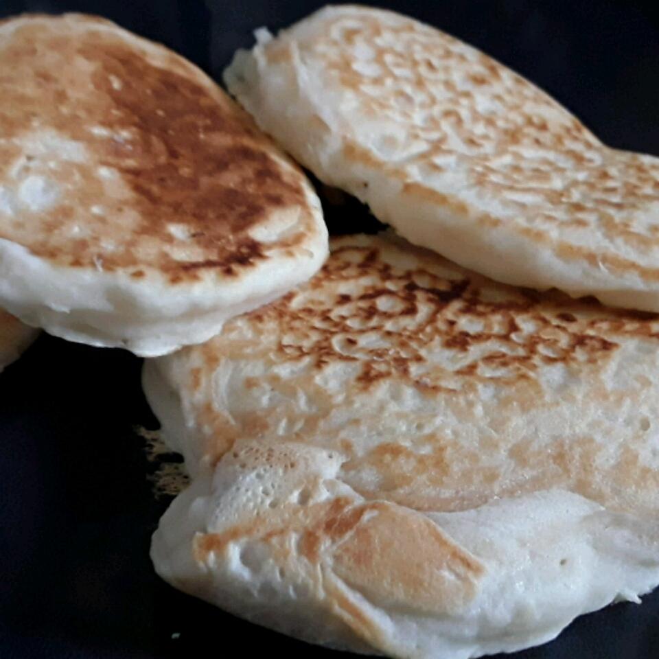Vegan Pancakes Connor Falshaw