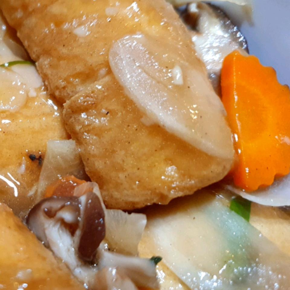 Vegetable and Tofu Stir-fry JazVina Lahre