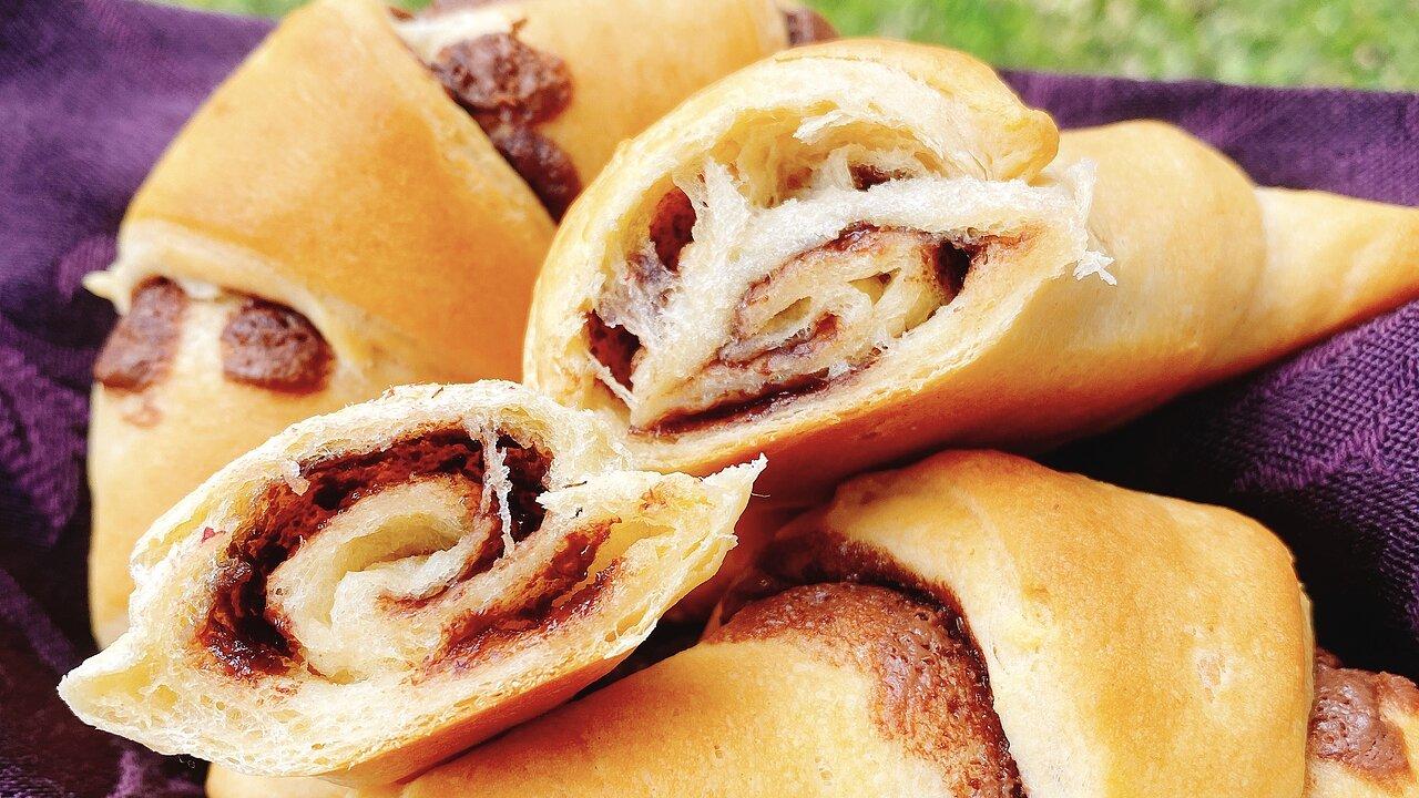 Nutella® Crescent Rolls