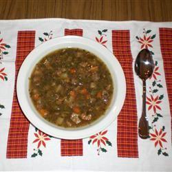Authentic Pepper Pot Soup Ron Carmona